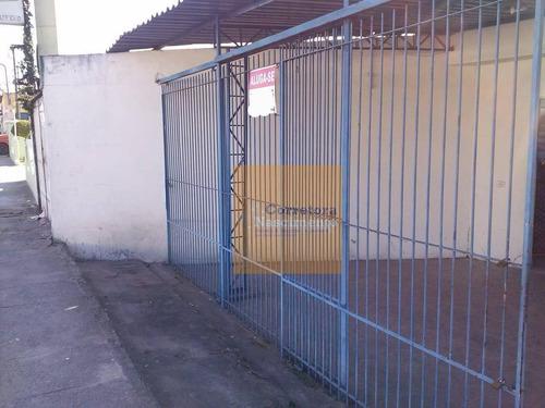 Imagem 1 de 15 de Ponto Para Alugar, 150 M² Por R$ 1.000,00/mês - Jardim Califórnia - Jacareí/sp - Pt0296