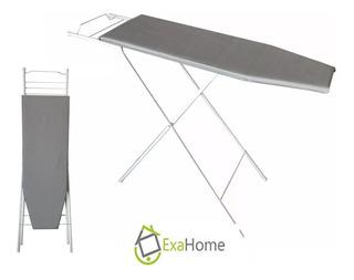 Tabla De Planchar Exahome- Unica Aluminizada - La Mas Grande