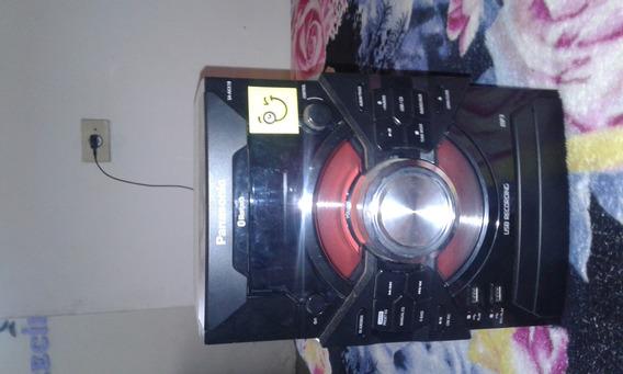 Som Panasonic Usado Sa-akx18