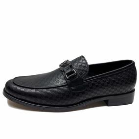 Zapatos Mocasin Gucci Lv Con Caja , Envió Gratis