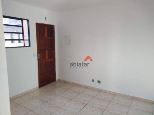 Imagem 1 de 5 de Apartamento À Venda, 53 M² Por R$ 186.000,00 - Conjunto Habitacional Parque Valo Velho Ii - São Paulo/sp - Ap0499