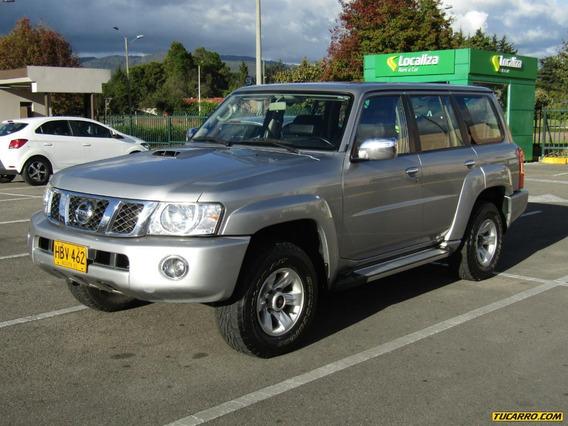 Nissan Patrol Grx At 3000cc Aa Td 4x4 Ct 7p