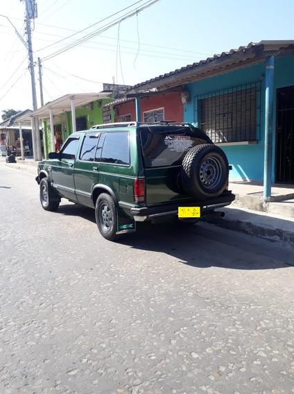 Chevrolet Blazer, Modelo 1995, 4300 Cc