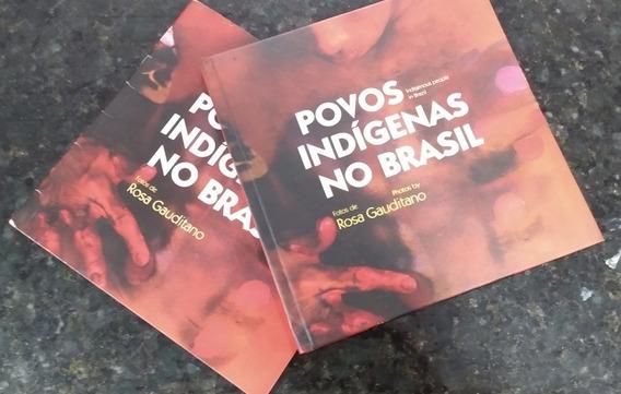 Índios Do Brasil - Catálogo De Exposição.