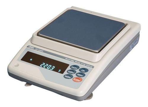 Balanza De Alta Precision And Gf 6100gr X 0,1gr