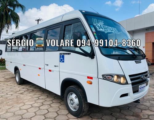 Micro Ônibus Volare Attack 8 Executivo Cor Branco