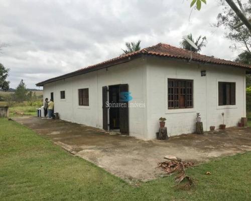 Imagem 1 de 21 de Chácara Plana À Venda Em Atibaia Ao Lado Da Rodovia - Local Em Zoneamento Industrial - Ch00938 - 69736009