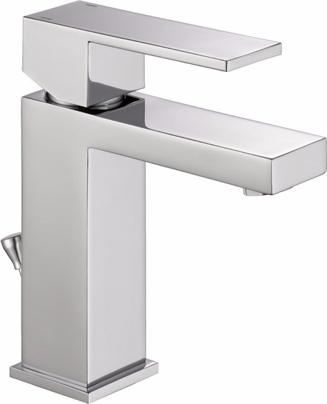 Llave Lavamanos Delta Faucet 567lf-pp Modern Single Handle