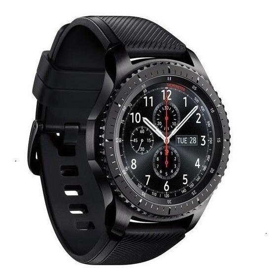 Samsung Gear S3 Frontier, Sm-r760