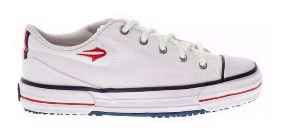 Topper Zapatilla Urbana Nova Low Blanco