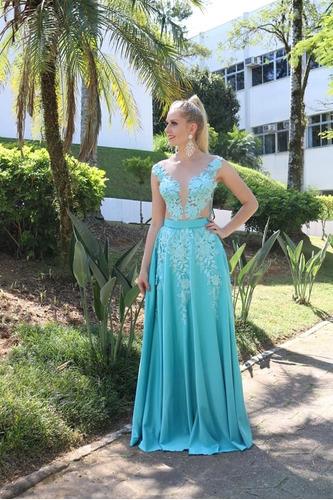 Imagem 1 de 5 de Confecção De Vestido De Festa