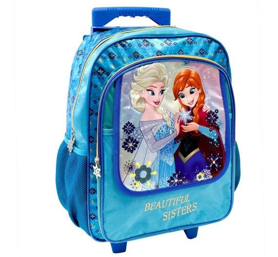 Ruz - Disney Frozen Mochila Primaria C/ruedas Infantil