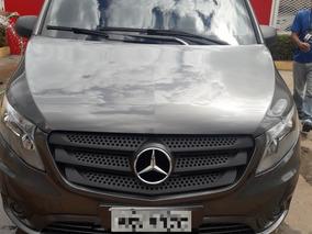 Mercedes-benz Vito Tourer 2.0 119 Luxo Flex 4p 2016