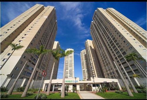 Apartamento Com 3 Suítes À Venda, 134 M² Por R$ 950.000 - Vila Augusta - Guarulhos/sp - Ap0329