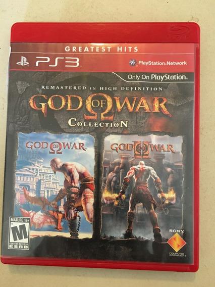Game Ps3 God Of War Colletion