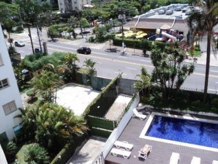 Apartamento Duplex Residencial À Venda, Vila Andrade, São Paulo. - Ad0019