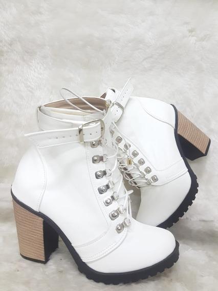 Sapatos Botinha