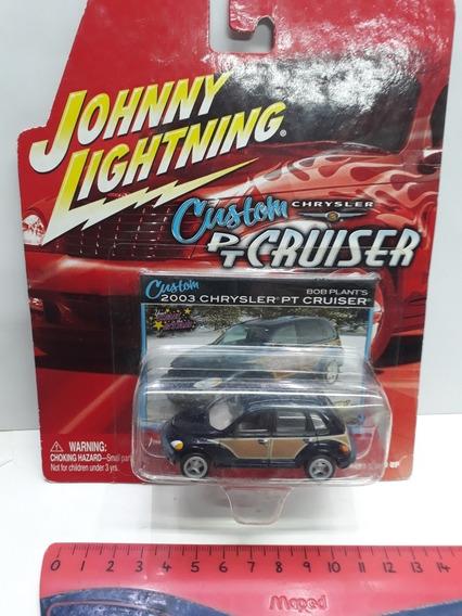 Johnny Lightning 1/64 Chrysler Pt Cruiser 2003. Hobby-centro