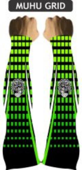 Manguito Grid Verde Muhu Cod 428