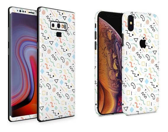 Skin Lines Apple Samsung Huawei Lg Sony Xiaomi Etc