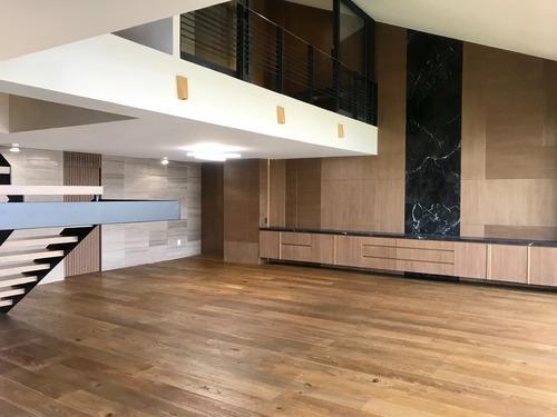 Imagen 1 de 30 de Penthouse De Lujo, 2 Niveles, Polanco, Con Vista Panoramica