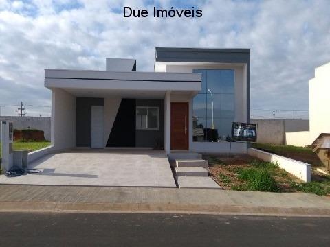 Casa Moderna Em Condomínio - Ca01119 - 32097503