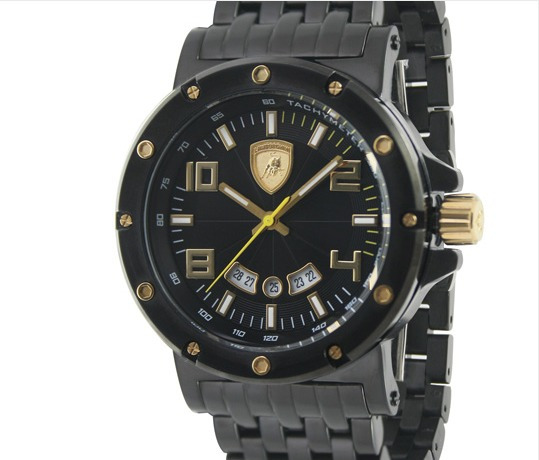 Relógio Lamborghini Ferruccio - Lb90040253m