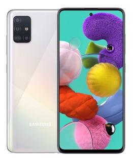 Celular Samsung Galaxy A51 - 128gb Blanco