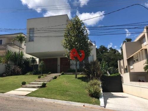 Imagem 1 de 15 de Casa Com 4 Dormitórios À Venda, 650 M² Por R$ 5.000.000,00 - Alphaville - Santana De Parnaíba/sp - Ca6022