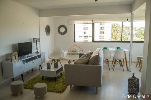 Apartamento En Roosevelt, 1 Dormitorios *- Ref: 4760