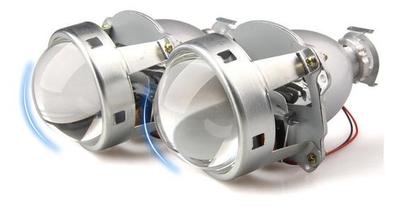 Projetor Bi-xenon 3 Polegadas Para Atualização De Original