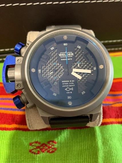 Reloj Welder Series K-24
