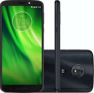 Moto G6 Play Xt1922 Octa-core 3gb Ram 32gb 13mp Tela 5.7 Top