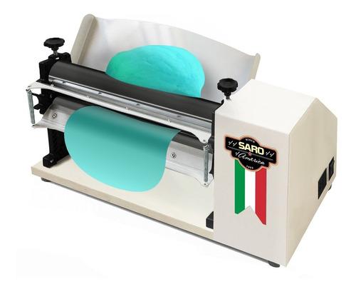 Cilindro Massa Eletrico Tao Pastel Pão Pizza Laminadora