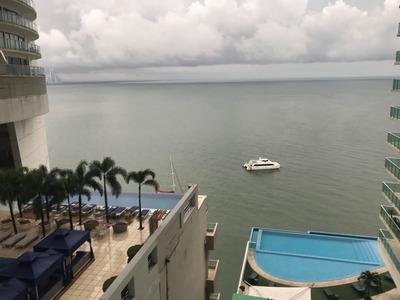 Se Alquila Apartamento Amoblado De 240m2 En Punta Pacifica