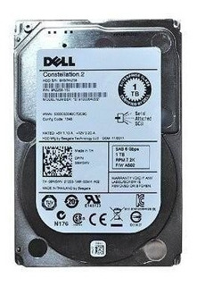 Hd Sas 2.5 Dell Constellation.2 1tb 7200rpm St91000640ss