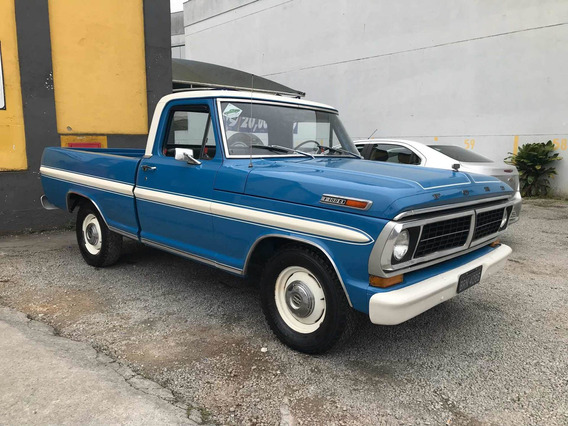Ford F100 4 Luxo
