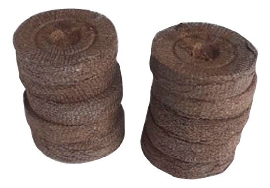 Célula De Germinação E Clonagem Jiffy - 3,0x4,0cm (10und)