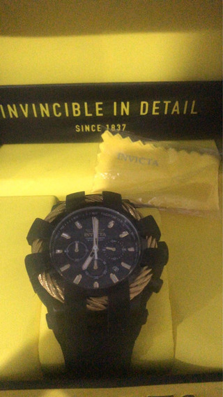 Invicta Bolt Black Original