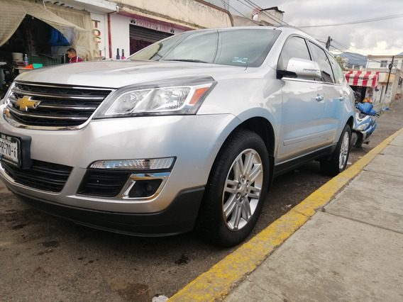 Chevrolet Traverse 3.6 Lt2 V6 Piel Qc Abs 7 /pas B Mt 2013