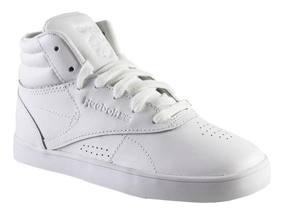 Zapatillas Reebok F/s Hi Nova Niños White