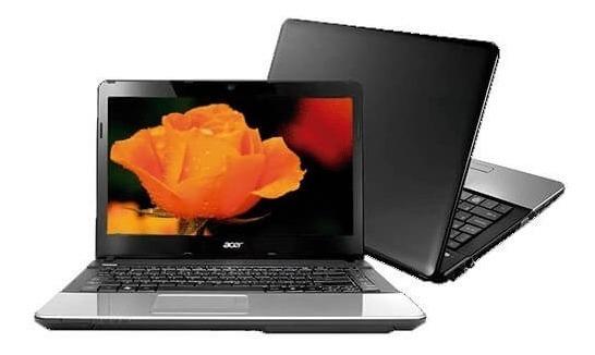 Notebook Acer Aspire E1 I3-3110m 4gb Ram 320gb W10