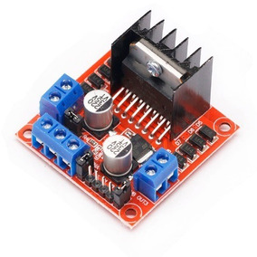 L298 - Modulo Ponte H Motor Passo Ou Comum - P/ Arduino, Pic