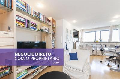 Apartamento Tipo Flat À Venda No Leblon - Rj - Ap0529