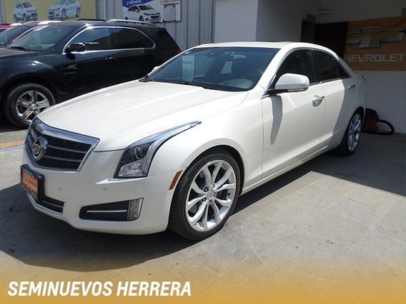 Cadillac Ats 2.0 Luxury At