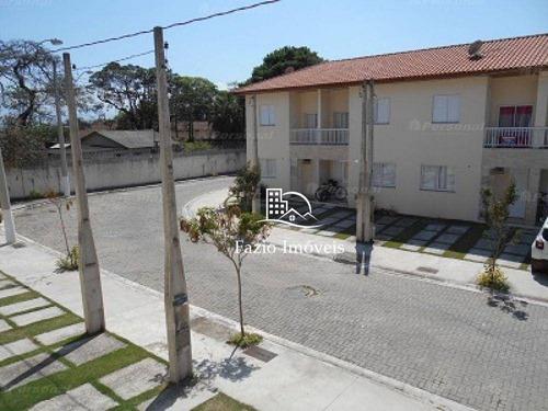 Sobrado Com 2 Dormitórios À Venda, 68 M² Por R$ 240.000,00 - Vila Areao - Taubaté/sp - So0015