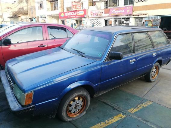 Subaru Dl 1987