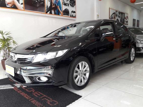 Honda Civic 2.0 Lxr Automático