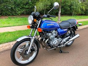 Honda Cb 750 Cb750 Four K Nao Eh Cbx750 7 Galo Aceito Troca