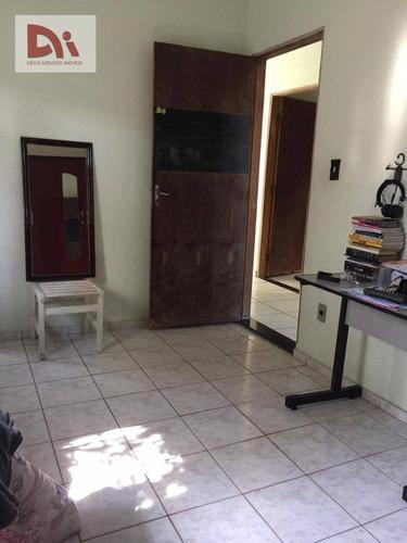 Imagem 1 de 15 de Casa Com 3 Dormitórios À Venda Por R$ 350.000,00 - Recanto Dos Coqueirais - Taubaté/sp - Ca0015